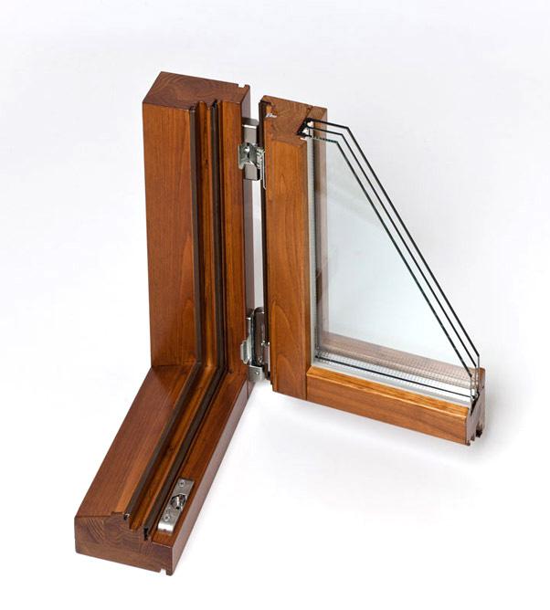 Casa residencial familiar ventanas de madera climalit - Ventanas aislamiento acustico ...