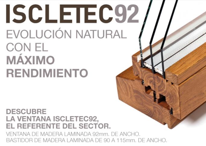 Ventanas 92 Iscletec